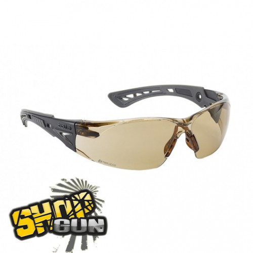 Lunettes protection tactique BOLLE Rush+ Twilight