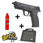 Pack Smith&Wesson M&P9 long Blowback Fullmetal