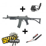 Pack GALIL SAR Blow Back Fullmetal - 1.2J