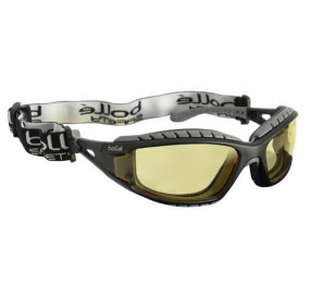 Lunettes protection tracker BOLLE tactical jaune platinum