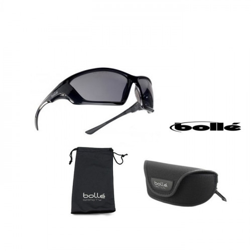 Lunettes de protection swat BOLLE safety fumées
