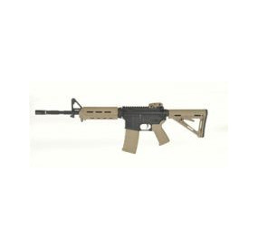 M&P15T by King Arms custom Magpul DE
