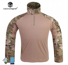 EMERSON G3 COMBAT SHIRT - MULTICAM