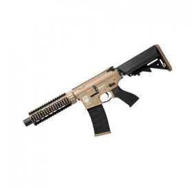 GR4 CQB-S Mini G&G Blowback - Tan / Noir