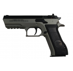 Baby DESERT EAGLE Dual tone Silver 6mm 1J