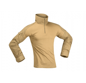 Combat Shirt Coyote INVADER GEAR