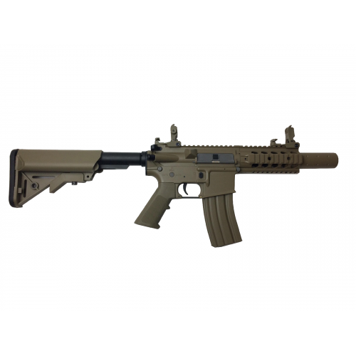Colt M4 Special Forces Full métal Mini TAN 1,2 J