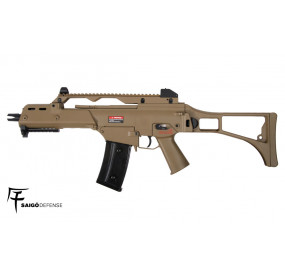 FUSIL G36C AEG TAN - SAIGO DEFENSE