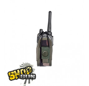 Porte radio First camouflage (cam ce)