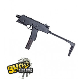 MP9-A3 B-T Gaz blowback Culasse Metal