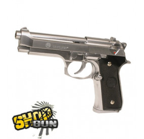 Taurus PT92 Chromé Blowback