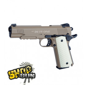 STI Duty One Blowback Fullmetal Tan