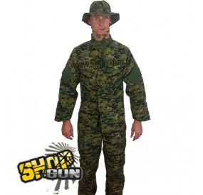 Tenue MARPAT Woodland Taille XL