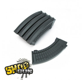 Pack 5 chargeurs AK 110 billes King Arms
