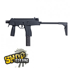 MP9-A1 B-T Noir Gaz blowback Culasse Metal