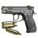 PISTOLET AIRSOFT CO2